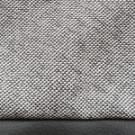 """by dini Ashausen Shopping-Büdel / Einkaufsbeutel / Einkaufstasche """"Salz & Pfeffer"""" Höhe: ca. 44 cm Breite: ca. 41 cm Oberstoff: Robustes Leinen Salz & Pfeffer unten Kunstleder grau Innenstoff: brombeer mit Sternchen Tragegriffe: grau 2 Taschen innen Einkaufswagenchipfach Magnetknopf als Verschluß Art: 20129 Preis: 35,00 €"""